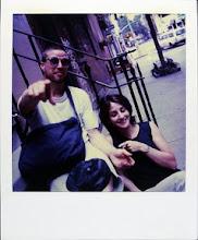 jamie livingston photo of the day September 20, 1997  ©hugh crawford
