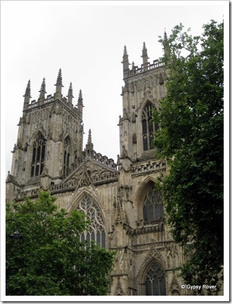 York Minster.