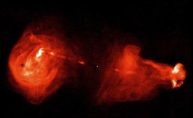 galáxia 3C353