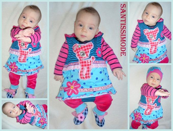 Babyschuhe Klio1