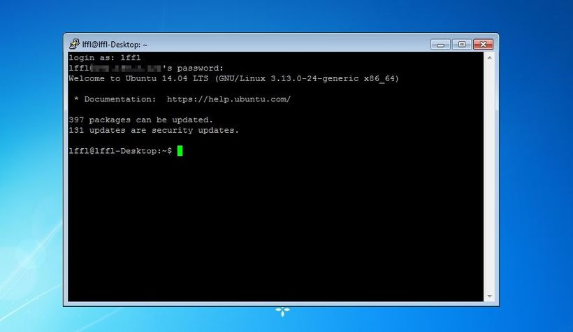 PuTTY - Terminale Linux in Windows