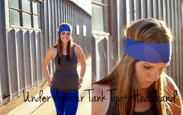 UA top.headband.Beka