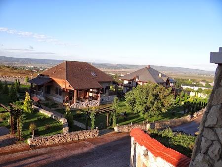 Drumul vinului -Basarabia: Domeniul Chateau Vartely