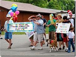a - munising pet parade