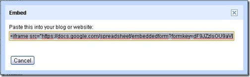 cara menyematkan formulir google docs ke website 02