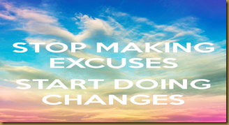 stop-making-excuses-start-doing-changes