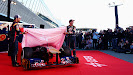 HD pictures 2013 Launch Toro Rosso STR8 F1 car