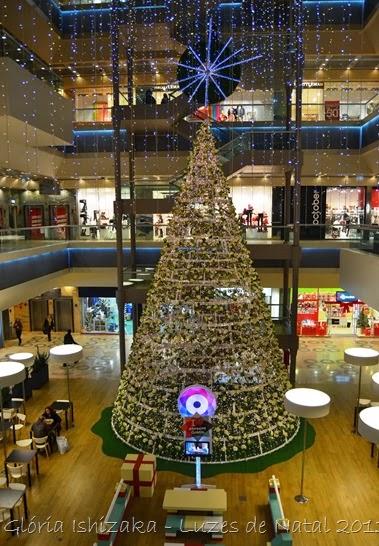 Glória Ishizaka - Luzes de Natal 2013 - Porto  12  Shopping cidade do Porto 1