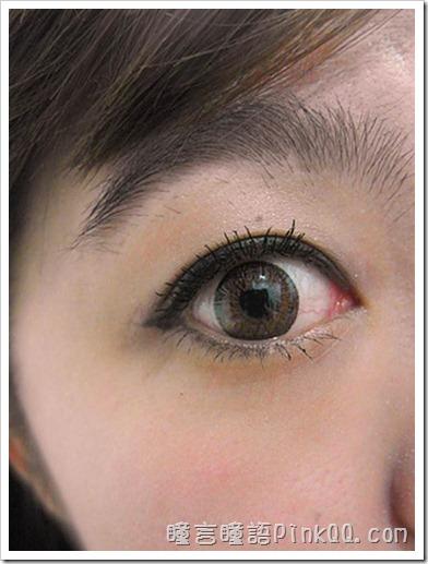 韓國GEO隱形眼鏡AN-A46花漾深咖