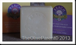 Beach Organics Soaps