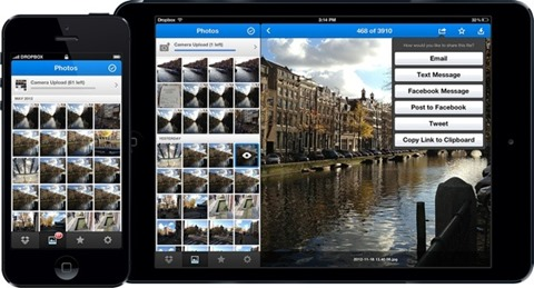 Carrete de fotos de tu dispositivo iOS