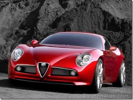 Alfa Romeo 8C Competizione (2004)1