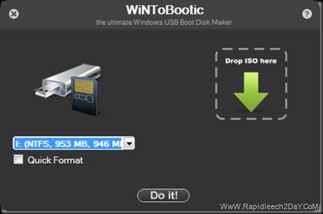 Как usb флешку сделать загрузочной windows xp