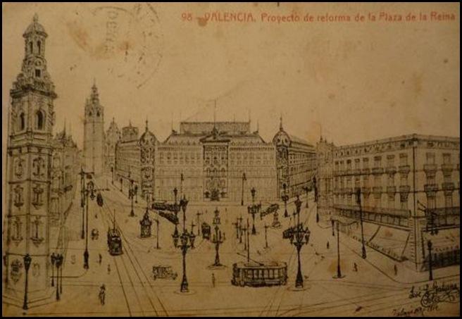 pyoyectos, proyectos 1914
