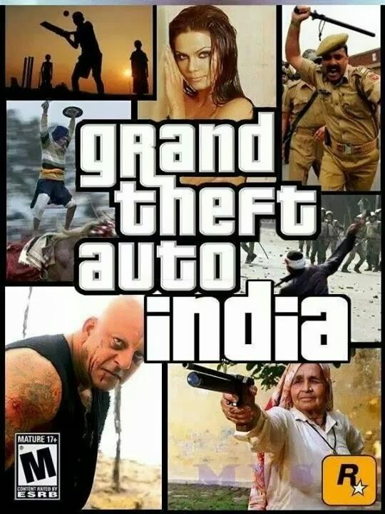 grand theft auto gta india