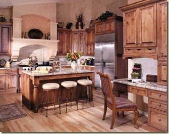 decoracion de cocinas rusticas3