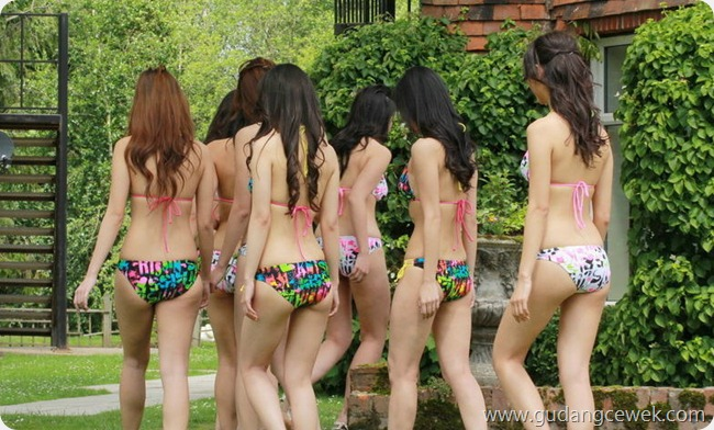 Ngintip Miss Hong Kong Pamer Bikini || gudangcewek.com