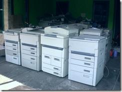 Jual Fotocopy Canon bekas | Sekend