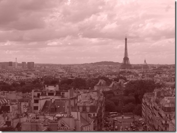 Paris Sepia