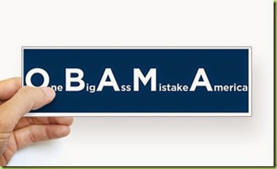 obama_one_big_ass_mistake_america_bumper_sticker