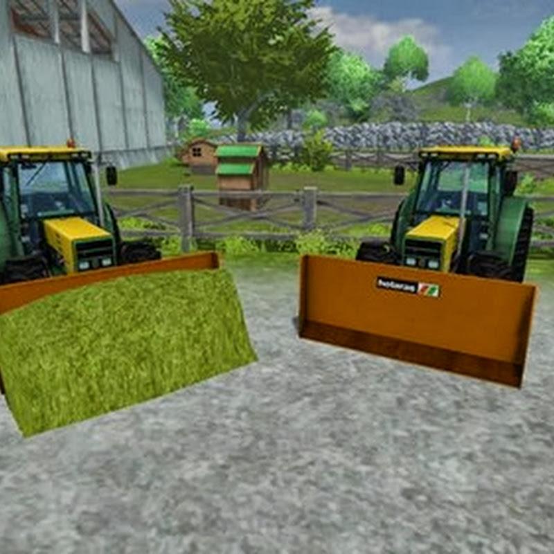 Farming simulator 2013 - Holaras Schiebeschild v 1.0 Beta