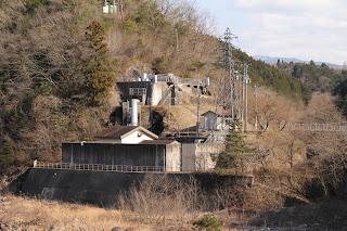 中部電力奥戸発電所