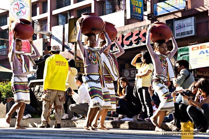 Street Dancers at Baguio's Panagbenga Festival