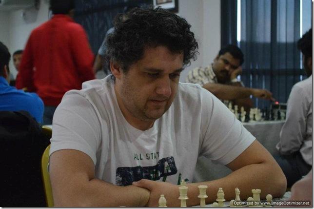 GM Attila Czebe - Hungary