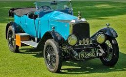 Vauxhall 1913 type E