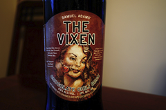 image of The Vixen Chocolate Chili Bock courtesy of our Flickr page