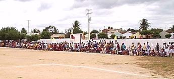 Estádio Nia Torquato no bons tempos do 26 de julho