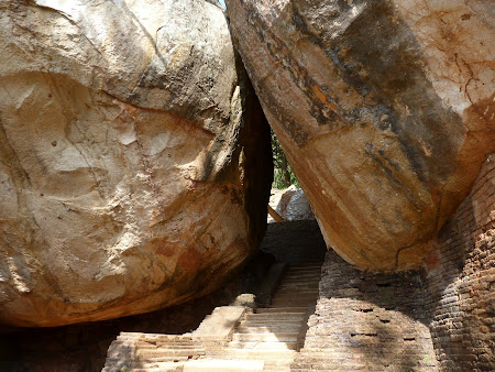 Imagini Sri Lanka: bolovani la Sigirya