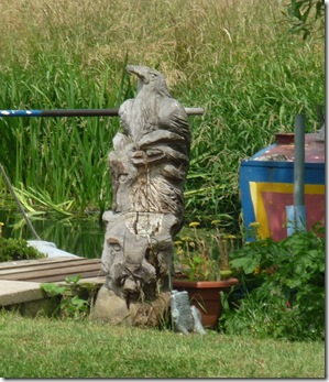 carving at sileby moorings 1