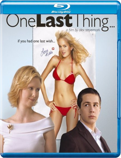 One Last Thing | Son Dilek | 2005 | 720p | BluRay | x264 | DTS | DUAL