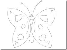 colorear mariposas pintaryjugar com (9)
