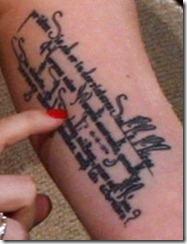 Rilke tatoo