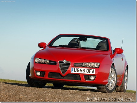 Alfa Romeo Spider UK Version _3