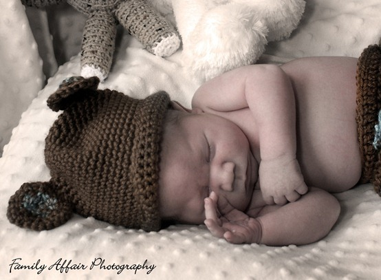 Tacoma Newborn Portrait Photographer - 7