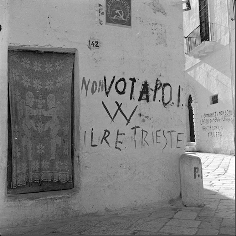 Brindisi, 1953