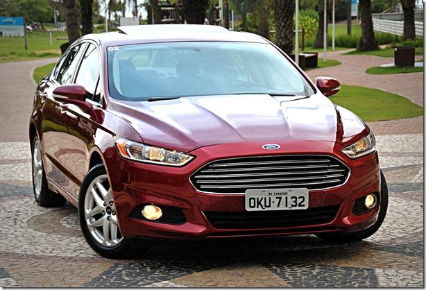 Ford Motor Company Brasil Ltda Lançamento do Ford Fusion 2.5 Flex 2013 fevereiro - 2013 Jurerê Internacional