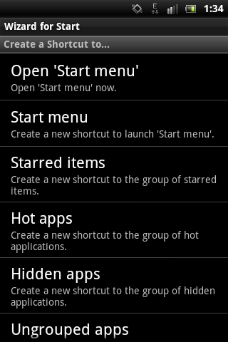 Start Menu for Android Apk Terbaru