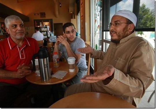 Essam Fathy, Abdou Katih & Ossama Bahloul