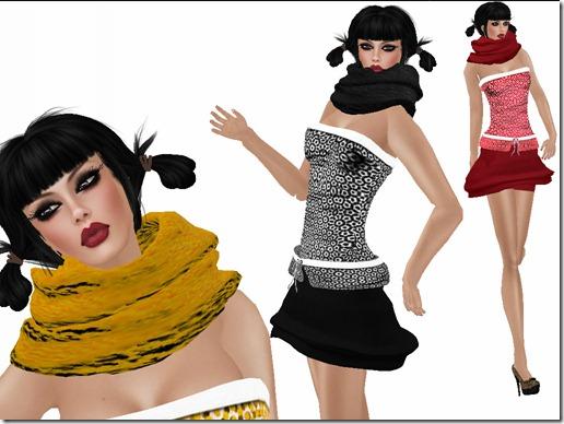 VoguE-Stephanie Dress