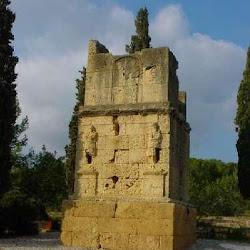 52 - Tumba Torre de los Escipiones en Tarragona