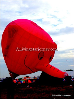 LivingMarjorney: 18th Phil. Int'l Hot Air Balloon Fiesta