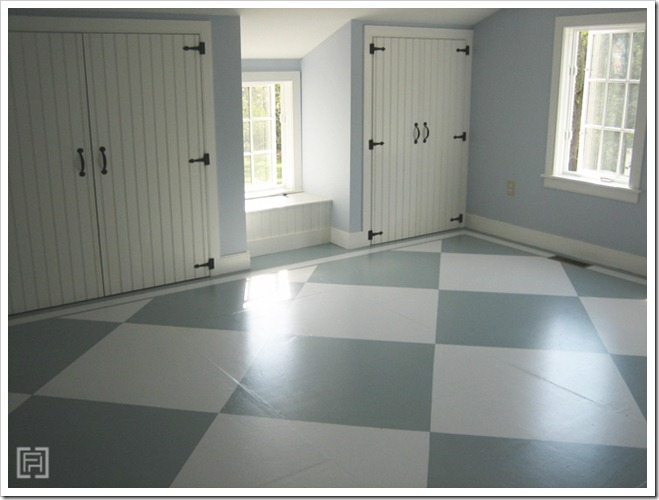 FHD checker board floor web