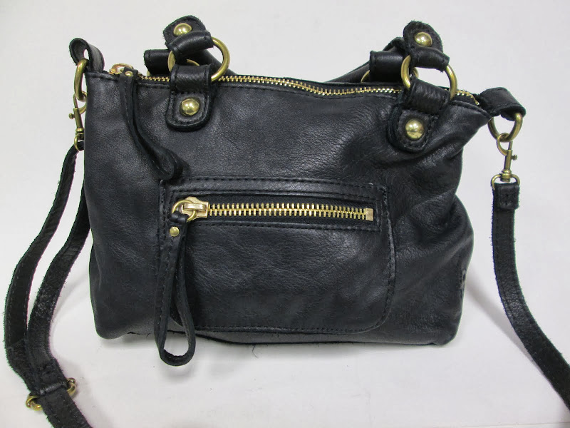 Linea Pelle Black Purse