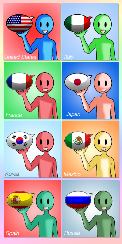 voice4u multilingual