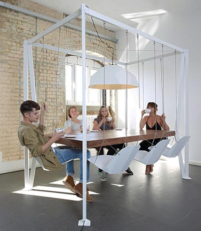 4. SWING TABLE SET