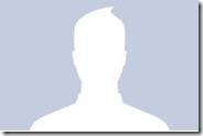 Sagoma predefinita dell'immagine personale del profilo Facebook